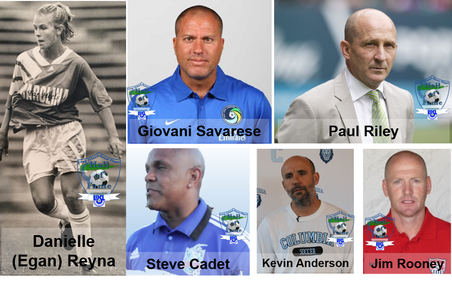 Long Island Soccer Player Hall of Fame Class of 2016